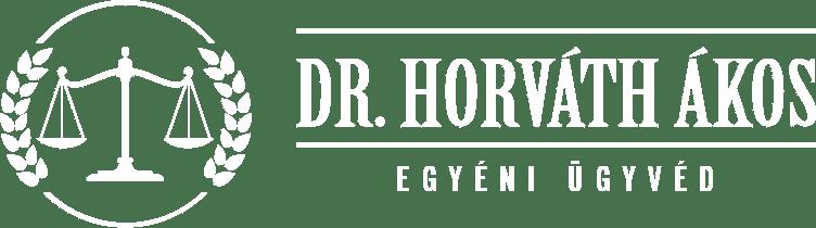 Ügyvéd Logo